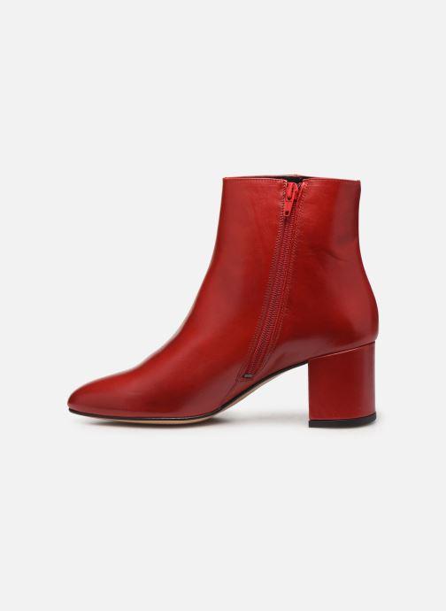 Bottines et boots COSMOPARIS VEXICO Rouge vue face