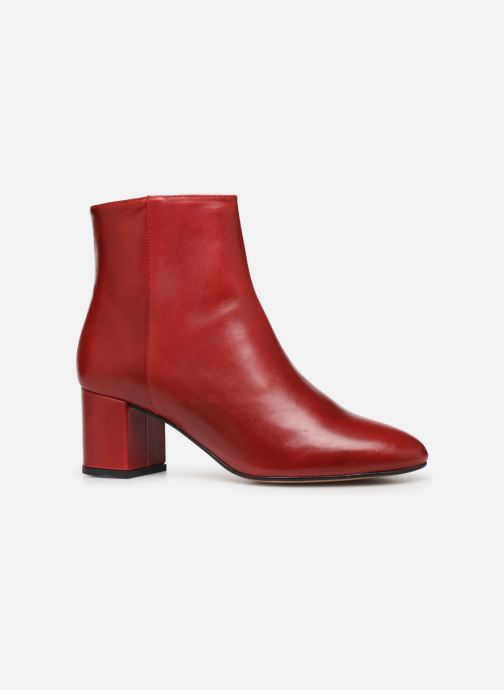 Bottines et boots COSMOPARIS VEXICO Rouge vue derrière
