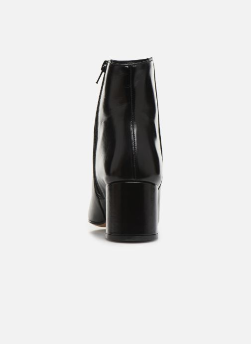 Bottines et boots COSMOPARIS VEXICO Noir vue droite