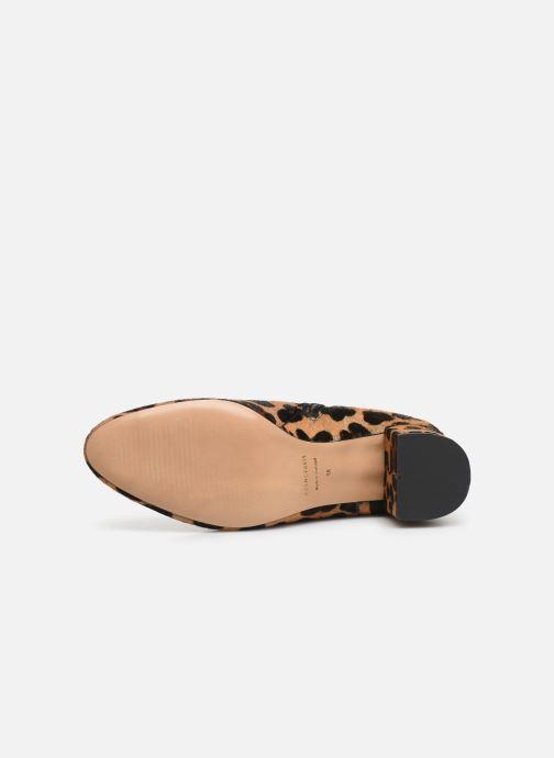 Bottines et boots COSMOPARIS VEXICO Marron vue haut