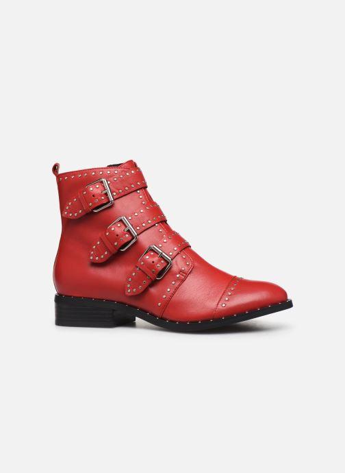 Bottines et boots COSMOPARIS GALATEA Rouge vue derrière