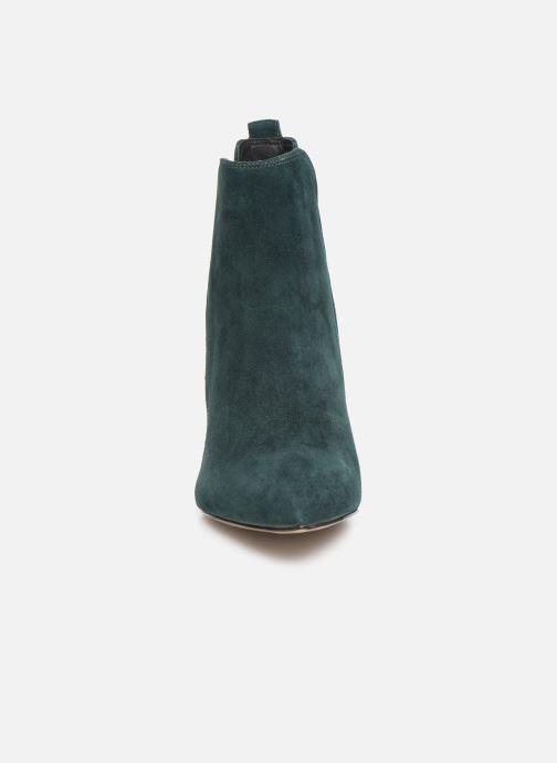 Bottines et boots COSMOPARIS JIBIA/VEL Vert vue portées chaussures