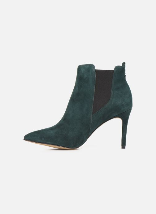 Cosmoparis Jibia/vel (groen) - Boots En Enkellaarsjes(385083)