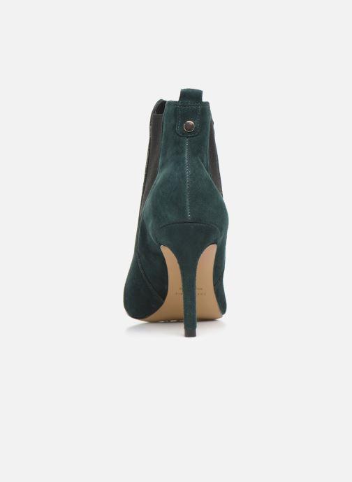 Bottines et boots COSMOPARIS JIBIA/VEL Vert vue droite