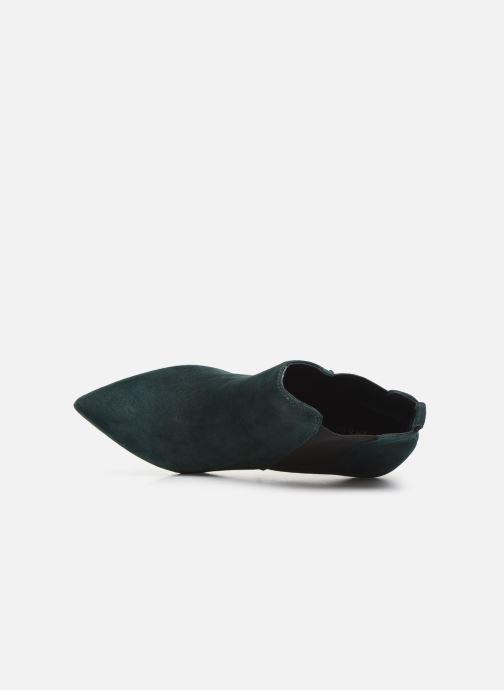 Bottines et boots COSMOPARIS JIBIA/VEL Vert vue gauche