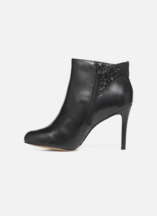 Bottines et boots COSMOPARIS JIDOU Noir vue face