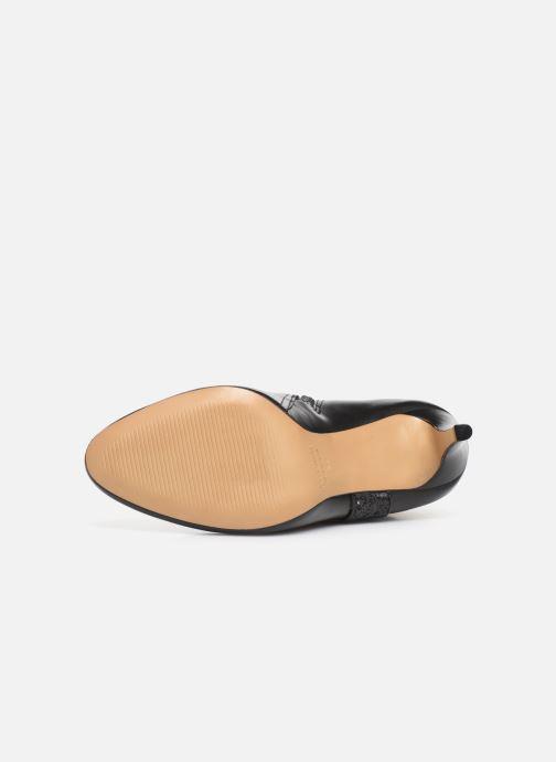Bottines et boots COSMOPARIS JIDOU Noir vue haut