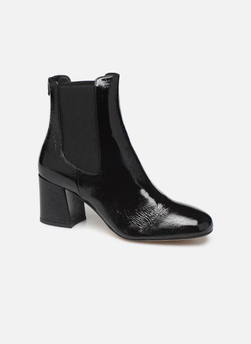 Boots en enkellaarsjes COSMOPARIS LACADO/VER Zwart detail