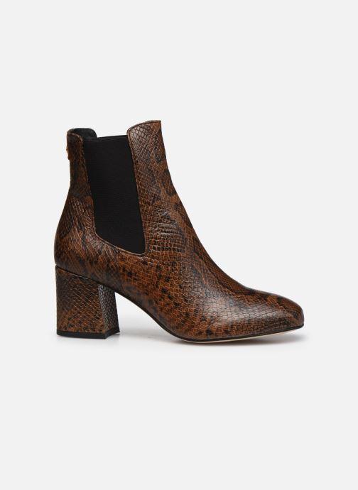 Bottines et boots COSMOPARIS LACADO/VER Marron vue derrière