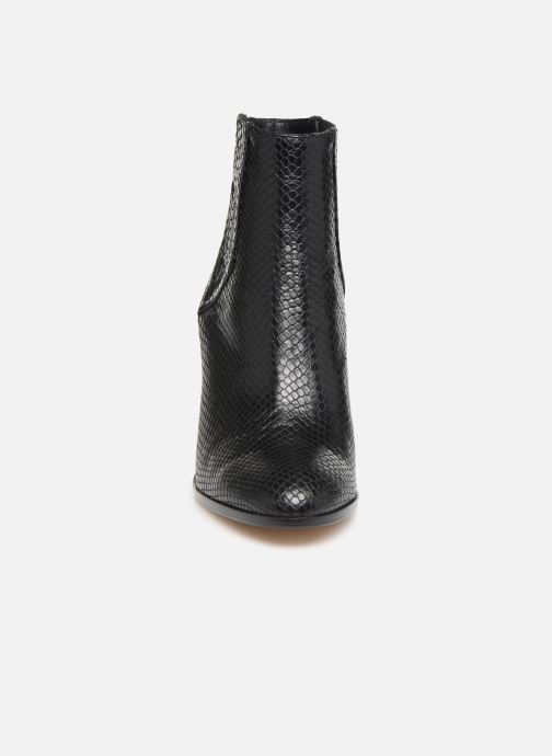 Bottines et boots COSMOPARIS STELLIA/PYT Noir vue portées chaussures