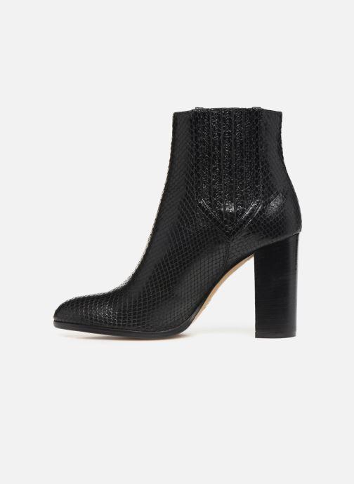 Bottines et boots COSMOPARIS STELLIA/PYT Noir vue face