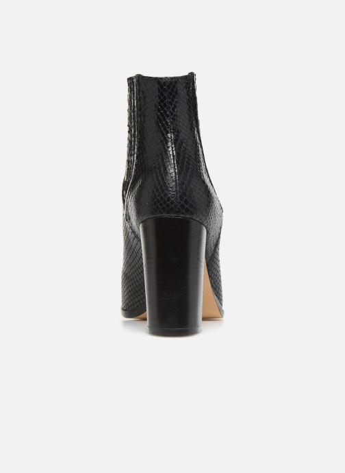 Bottines et boots COSMOPARIS STELLIA/PYT Noir vue droite