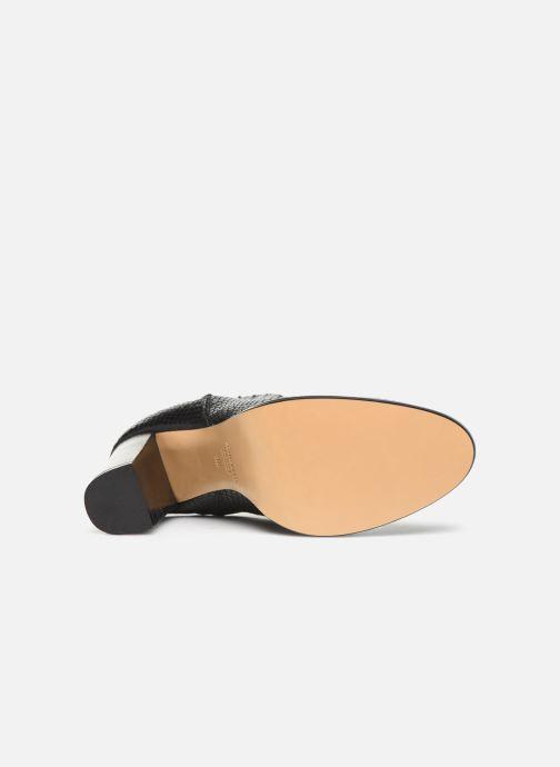 Bottines et boots COSMOPARIS STELLIA/PYT Noir vue haut