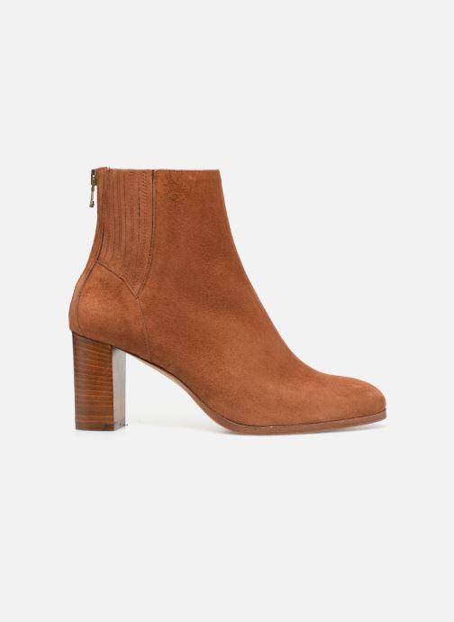 Bottines et boots COSMOPARIS SALIDA/VEL Marron vue derrière