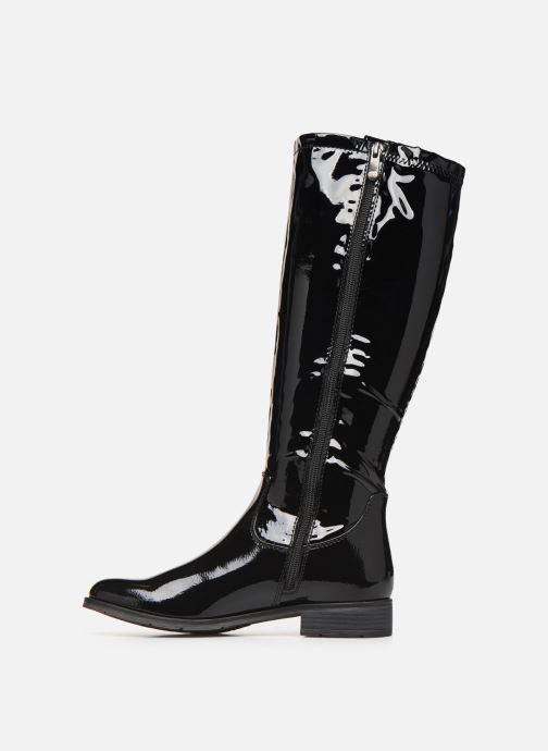 Laarzen Marco Tozzi 2-2-25520-23 018 Zwart voorkant