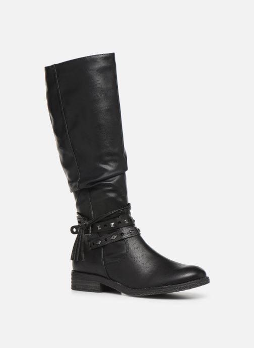 Laarzen Marco Tozzi THANE 2 Zwart detail