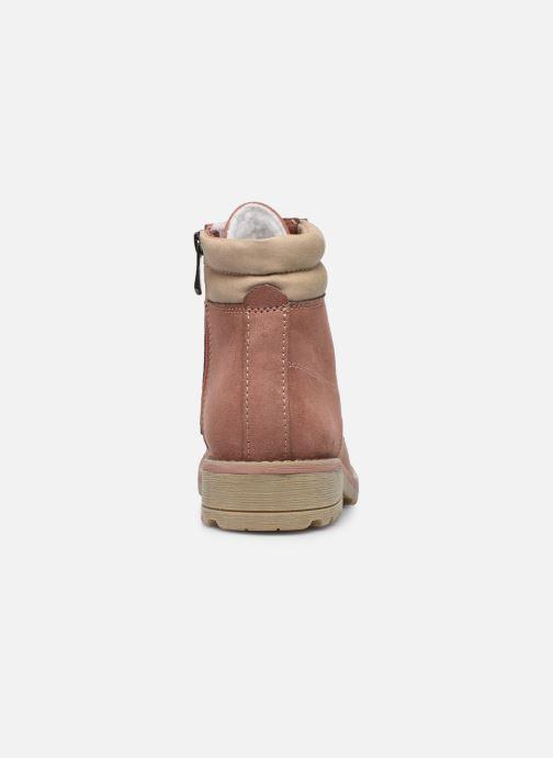 Bottines et boots Marco Tozzi 2-2-26231-23 559 Rose vue droite