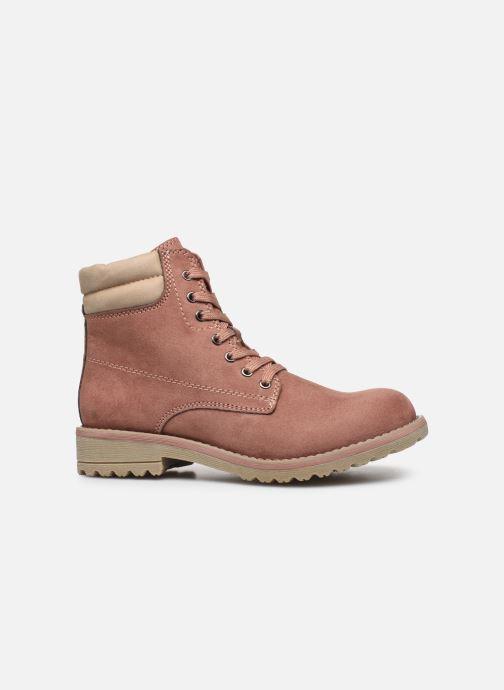 Boots en enkellaarsjes Marco Tozzi 2-2-26231-23 559 Roze achterkant
