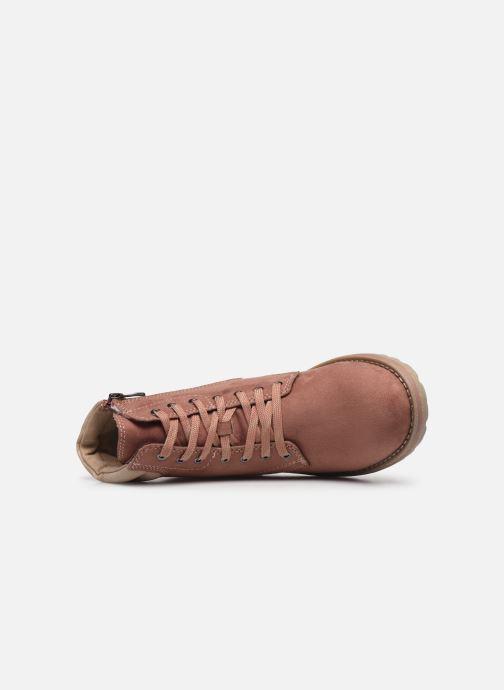 Boots en enkellaarsjes Marco Tozzi 2-2-26231-23 559 Roze links