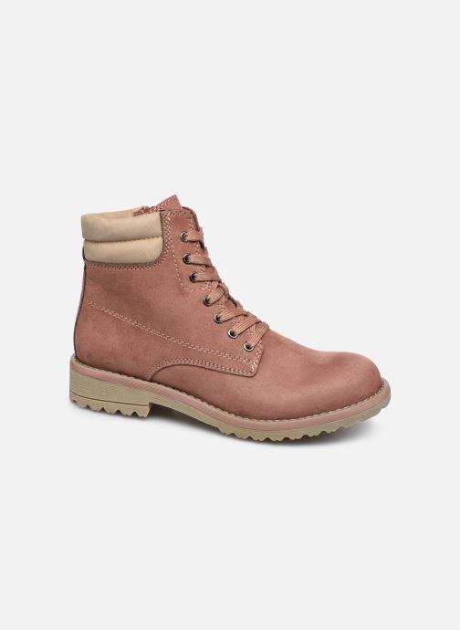 Bottines et boots Marco Tozzi 2-2-26231-23 559 Rose vue détail/paire