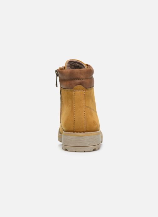 Bottines et boots Marco Tozzi 2-2-26231-23 611 Jaune vue droite