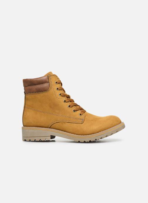 Boots en enkellaarsjes Marco Tozzi 2-2-26231-23 611 Geel achterkant