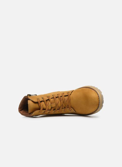 Bottines et boots Marco Tozzi 2-2-26231-23 611 Jaune vue gauche