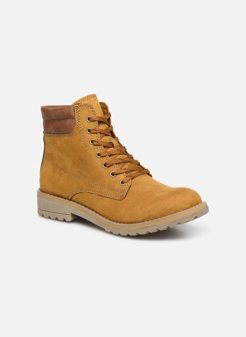 Boots en enkellaarsjes Marco Tozzi 2-2-26231-23 611 Geel detail