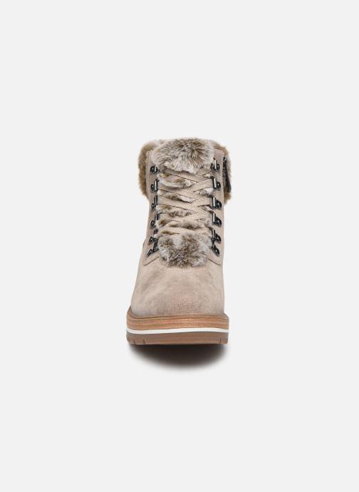 Bottines et boots Marco Tozzi 2-2-26294-23 344 Beige vue portées chaussures