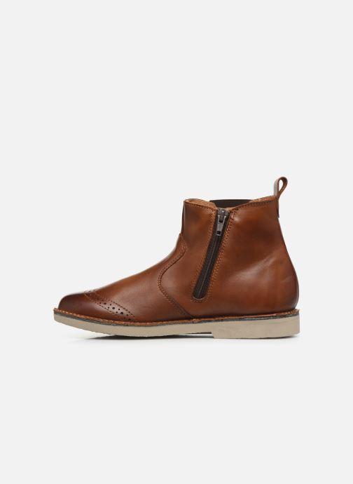 Bottines et boots Ricosta Dallas Marron vue face
