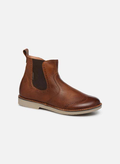 Bottines et boots Ricosta Dallas Marron vue détail/paire