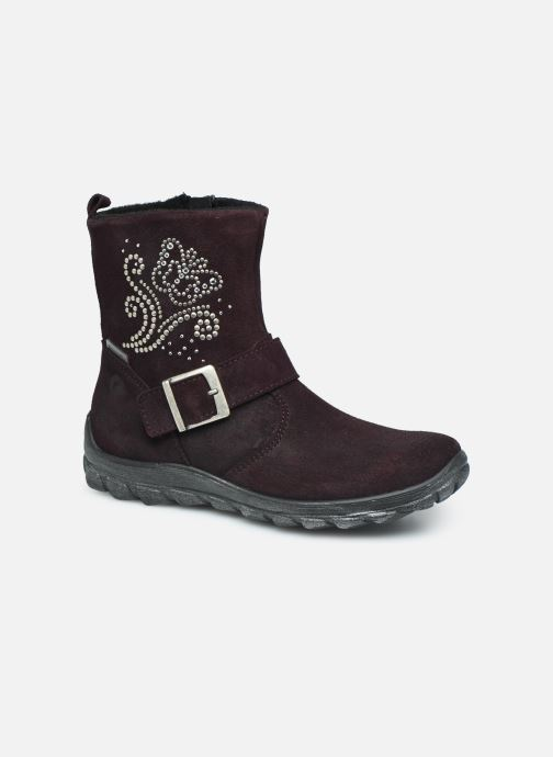 Boots & wellies Ricosta Emmi-tex Purple detailed view/ Pair view