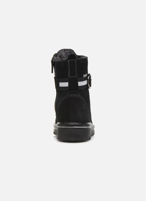 Bottines et boots Ricosta Ella-tex Noir vue droite
