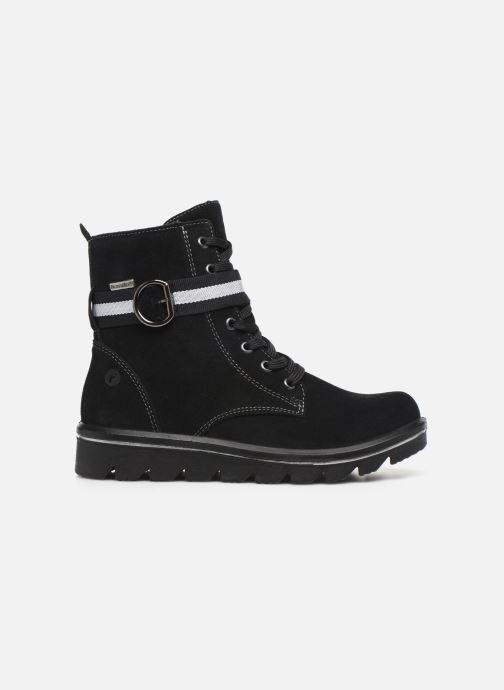 Bottines et boots Ricosta Ella-tex Noir vue derrière