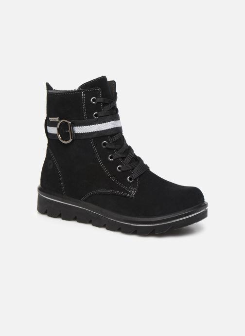 Bottines et boots Ricosta Ella-tex Noir vue détail/paire