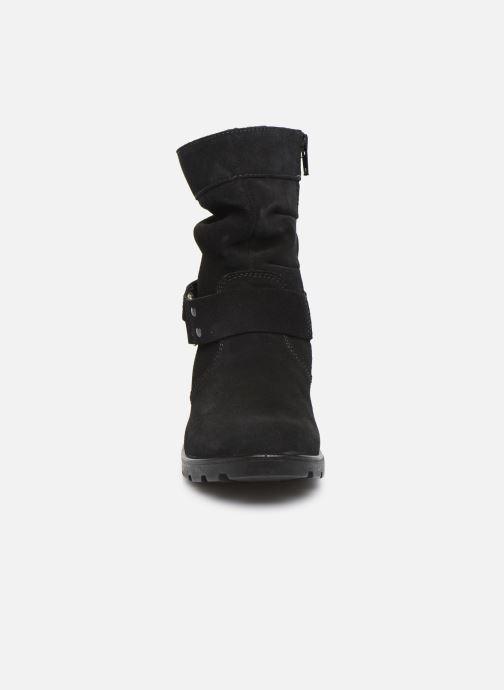 Stiefel Ricosta Ricarda-tex schwarz schuhe getragen