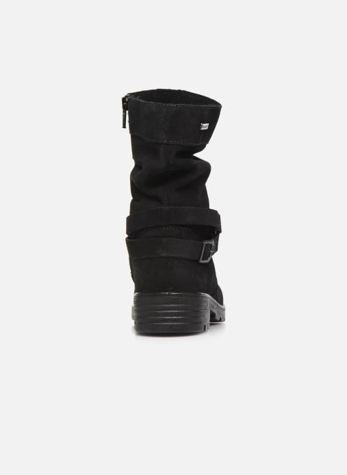 Stiefel Ricosta Ricarda-tex schwarz ansicht von rechts