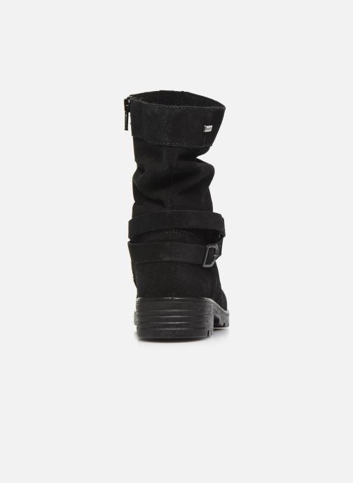 Støvler & gummistøvler Ricosta Ricarda-tex Sort Se fra højre