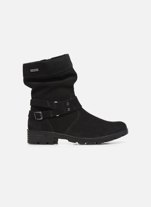 Boots & wellies Ricosta Ricarda-tex Black back view
