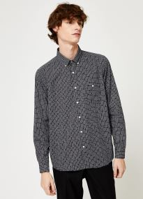 Kleding Accessoires Casual Button Down L/S Shirt