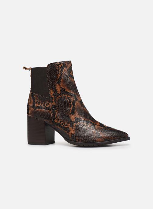 Bottines et boots Georgia Rose Apitona Marron vue derrière