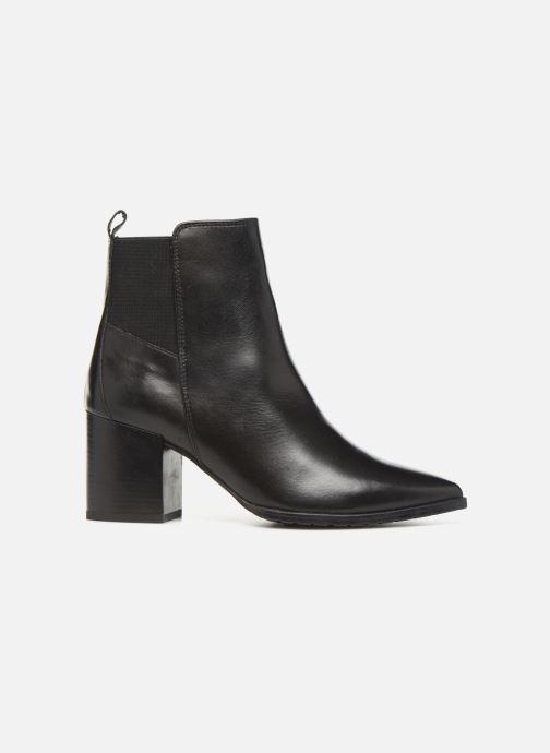 Bottines et boots Georgia Rose Apitona Noir vue derrière