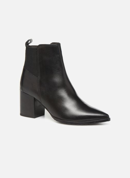Bottines et boots Georgia Rose Apitona Noir vue détail/paire