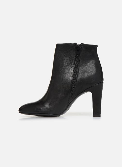 Bottines et boots Georgia Rose Amora Noir vue face