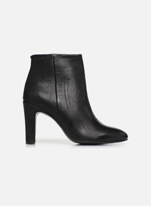 Bottines et boots Georgia Rose Amora Noir vue derrière