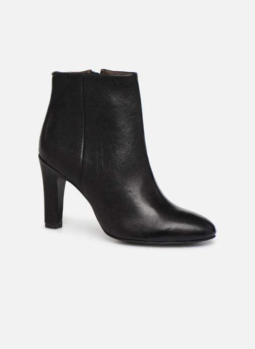 Bottines et boots Georgia Rose Amora Noir vue détail/paire