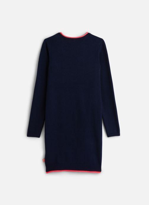 Vêtements Billieblush Robe U12499 Bleu vue bas / vue portée sac