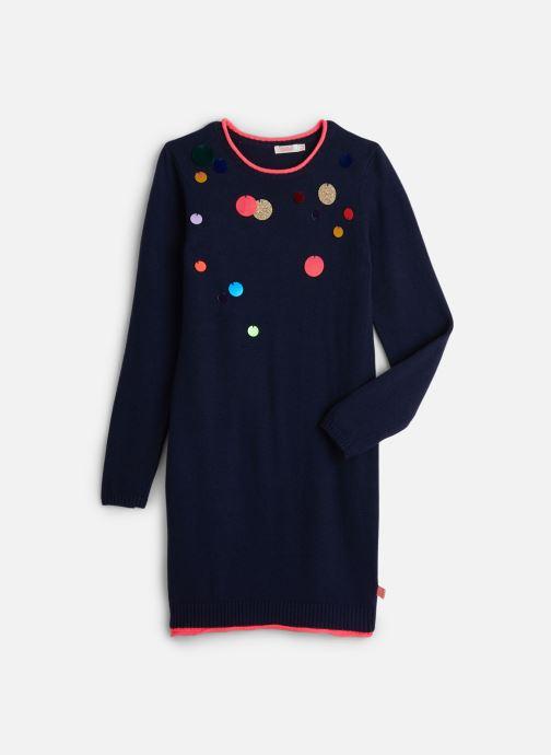 Vêtements Billieblush Robe U12499 Bleu vue détail/paire