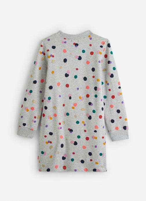 Vêtements Billieblush Robe U12500 Gris vue bas / vue portée sac