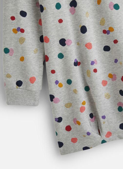 Vêtements Billieblush Robe U12500 Gris vue portées chaussures